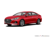 2018 Hyundai Sonata GLS TECH | Photo 3 | Fiery Red