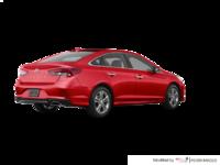 2018 Hyundai Sonata LIMITED | Photo 2 | Fiery Red