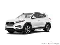 2018 Hyundai Tucson 1.6T SE AWD | Photo 3 | Winter White