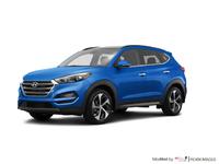 2018 Hyundai Tucson 1.6T SE AWD | Photo 3 | Caribbean Blue