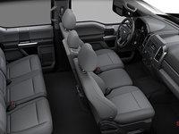 2018 Ford Super Duty F-450 XLT | Photo 1 | Medium Earth Grey Cloth Split Bench (3S)