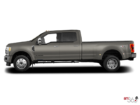 2018 Ford Super Duty F-450 KING RANCH | Photo 1 | Stone Gray