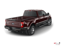 2018 Ford Super Duty F-450 KING RANCH | Photo 2 | Magma Red/Stone Grey