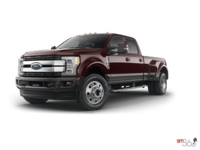 2018 Ford Super Duty F-450 KING RANCH | Photo 3 | Magma Red/Stone Grey