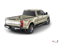 2018 Ford Super Duty F-450 KING RANCH | Photo 2 | White Gold