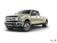 2018 Ford Super Duty F-450 KING RANCH | Photo 3 | White Gold