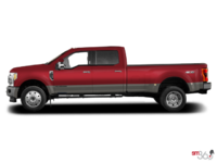 2018 Ford Super Duty F-450 KING RANCH | Photo 1 | Ruby Red/Stone Grey