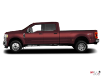 2018 Ford Super Duty F-450 XLT | Photo 1 | Magma Red