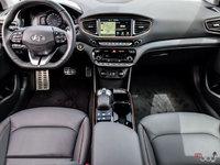 2018 Hyundai IONIQ electric LIMITED | Photo 3 | Black Leather