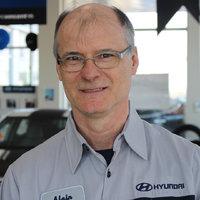 Alain Pellerin - Technicien en mécanique