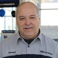 Armand Berthiaume - Technicien en mécanique
