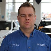 Claude Hardy - Directeur adjoint des services