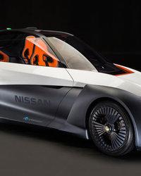 Le Nissan Bladeglider à l'honneur aux Jeux olympiques de Rio
