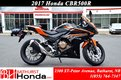 2017 Honda CBR500RA (