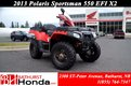 2013 Polaris Sportsman 550 EFI X2