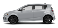 2017  Sonic Hatchback