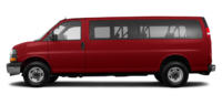2017  Savana 3500