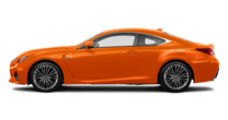 Lexus RC F  2017