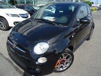 2012 Fiat 500 Sport {4}