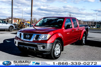 2012 Nissan Frontier SV 4X4 {4}