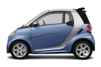 smart fortwo cabriolet PASSION 2015
