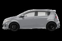 Chevrolet Sonic-hatchback