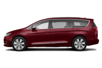 Chrysler Pacifica-hybride