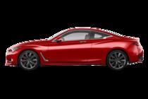 INFINITI Q60 Coupé RED SPORT 400 à TI 2018
