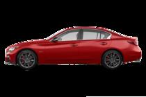 INFINITI Q50 3.0t RED SPORT 2019