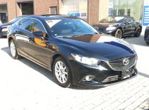 2014 Mazda Mazda6 GS 2.5 L MANUAL **Bi-Weekly Payment $147.42**