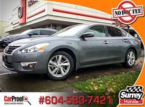 2014 Nissan Altima 2.5 SV with 28