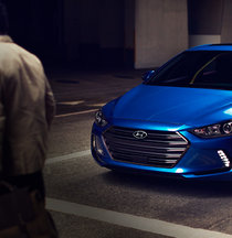 2017 Hyundai Elantra: all-new, all beautiful