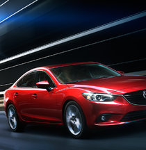 2015 Mazda6 : Canadian Car of the Year for a Reason