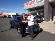 I enjoyed my experience at Bathurst Honda! Donald Godin