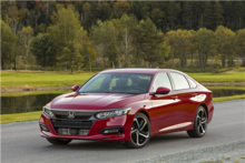 Les essais routiers récents sur la nouvelle Honda Accord 2018