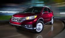 Honda CR-V 2014 – Votre allié pour l'hiver