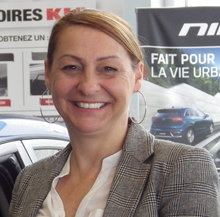 Marie AndréeBinette