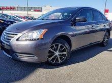 Nissan Sentra 1.8L S MAGS JAMAIS ACCIDENTÉ 2013