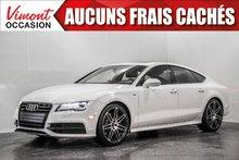 Audi A7 2014+SLINE+NAV+CUIR+TOIT+CAMERA+SIEGES CHAUFFANTS 2014