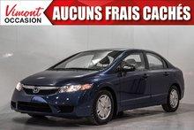 2011 Honda Civic Sedan 2011+A/C+GR ELEC COMPLET+MAGS