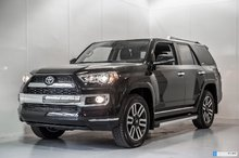 Toyota 4Runner LIMITED 1000$ D'ACCESSOIRES INCLUS 2018