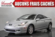 2002 Toyota Celica 2002+GT+A/C+GR ELEC COMPLET+AUTOMATIQUE