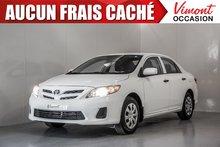 Toyota Corolla 2013+CE+MANUEL 2013