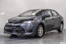 Toyota Corolla PNEUS D'HIVER, MOULURES, DEFLECTEUR, TAG 2019