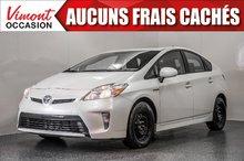 2015 Toyota Prius 2015+HB+CAMERA RECUL+BLUETOOTH+A/C+GR ELEC COMPLET