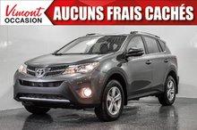 Toyota RAV4 2014+AWD+XLE+TOIT+MAGS+CAMERA RECUL+BLUETOOTH 2014