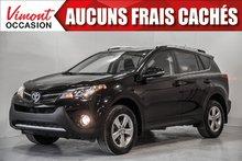 2015 Toyota RAV4 2015+FWD+XLE+TOIT+MAGS+FOGS+CAMERA RECUL