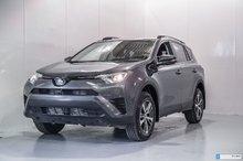 2018 Toyota RAV4 LE AWD..1680$ D'ACCESSOIRES