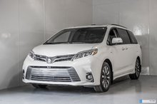 2018 Toyota Sienna LIMITED AWD