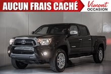 Toyota Tacoma LIMITED+CUIR+MAGS+GPS+ 2015
